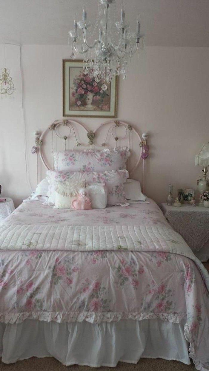 Nos Idees Pour Votre Chambre A Coucher Avec Deco Shabby Les