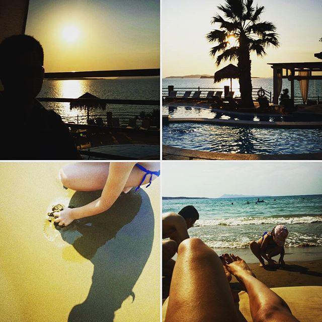 A day in #DelfinoBlu! #FamilyVacation #Corfu  Photo credits: @alfie_piesse