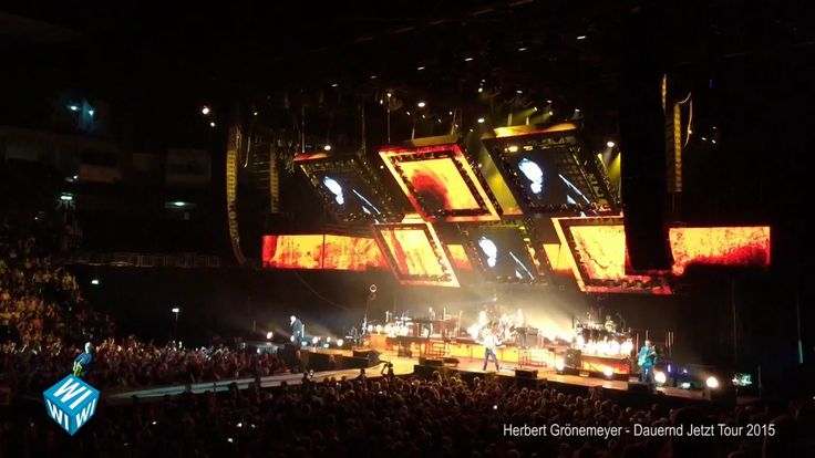 """This is """"WIcreations2015-Herbert Grönemeyer Dauernd Jetst Tour"""" by WIcreations on Vimeo, the home for high quality videos and the people who love them."""