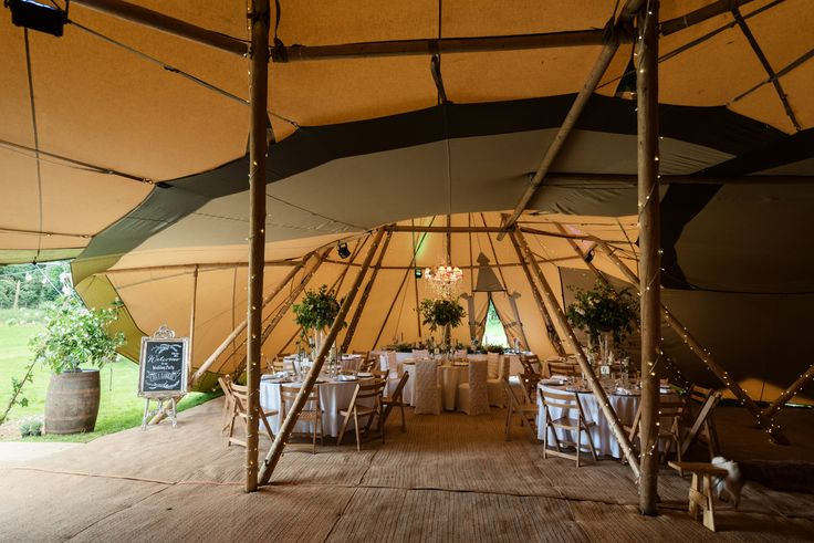 Pipewell Hall, an outdoor & tipi wedding venue in Northants (13)