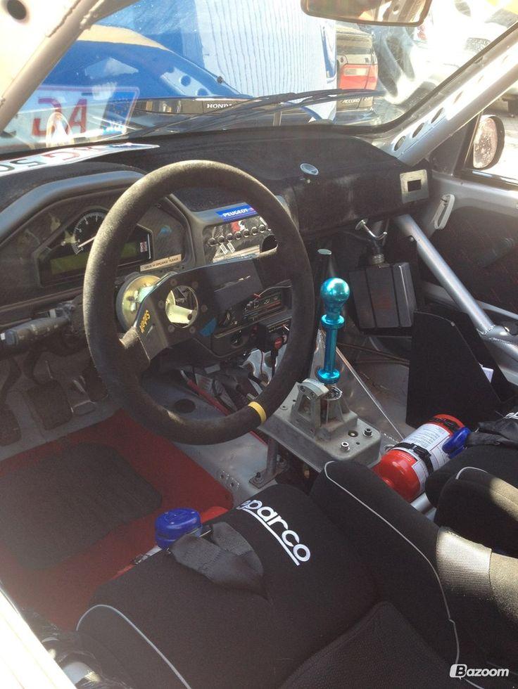 Peugeot 106 Maxi Rallybil 2000 billede 9