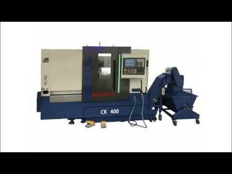 slant bed cnc lathe; precision linear guideway slant bed lathe machine;slant bed cnc turret turning lathe machine;small cnc turning center;CNC lathe knuth;CNC lathe Taiwan,CNC lathe Korea
