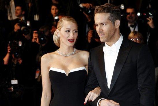 Blake Lively und Ryan Reynolds erwarten Nachwuchs.
