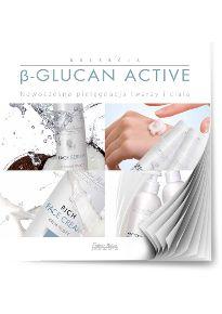 Folder przedstawiający kolekcję β-Glucan Active