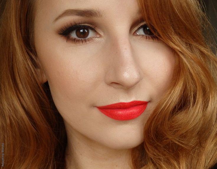 Modern Twist on a Classic Makeup Look (MAC Lady Danger)
