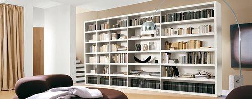 Libreria moderna / in legno / in legno laccato GATE_P. 02-03 ORME