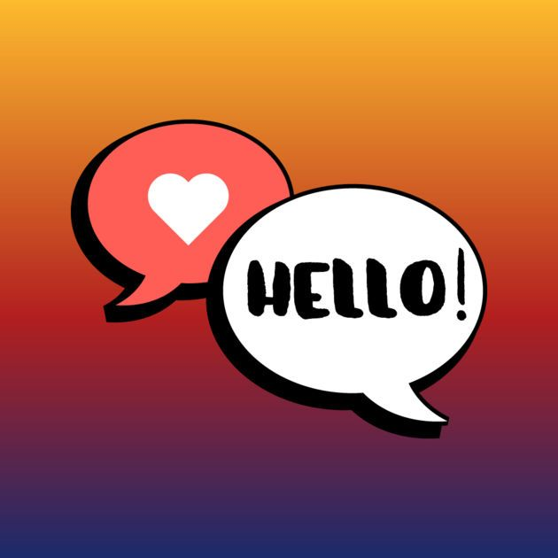 #NEW #iOS #APP Texty - Colorful Text & Quotes Funny Chat Stickers - salma akter