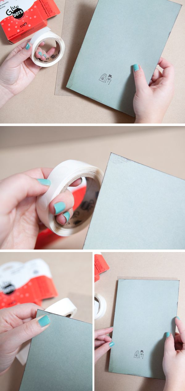 DIY | card mini-album