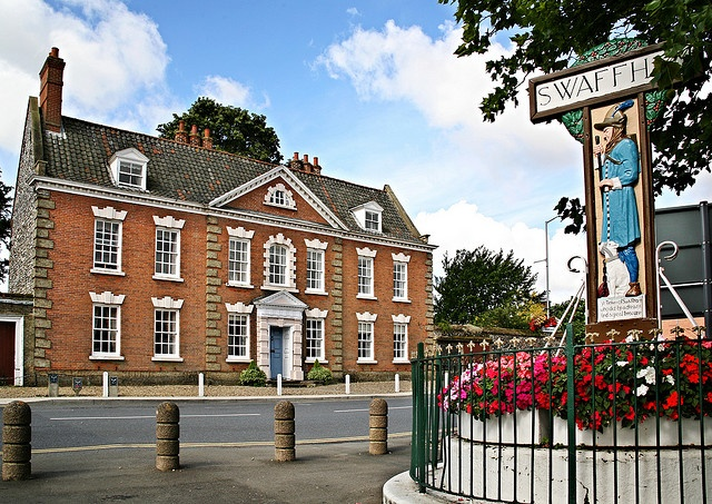 swaffham, england. So cute! This is the town next to where I lived in England the second time.
