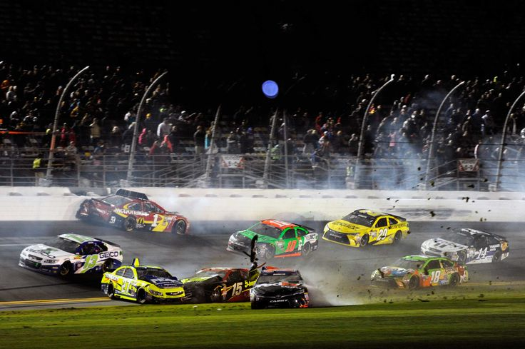 NASCAR Official Home Race results, schedule, standings