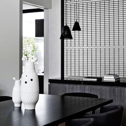 """soudasouda: """"Mogliśmy szczęśliwie pracować w domu w tym pięknym miejscem jadalnym przez mimdesignstudio via- wnętrza, design, tak Wysłany do Souda za Tumblr Z Pintereście Nadzorczej: Projektowanie wnętrz - Nowoczesne wnętrza z Projektantów Współczesna"""""""