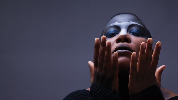 """This woman is a genius, practicing musical alchemy.  Meshell Ndegeocello - """"Comet, Come To Me"""" Lyric Video"""