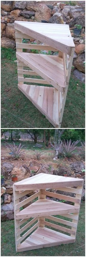 Is there anything you can't do with pallets?!