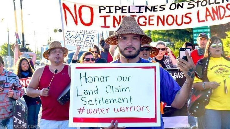 SIGN THE PETITION TODAY:  http://bit.ly/2AEtdM5 The Puyallup Tribe of Puget Sound in the state of Washington is fighting an 8 million gallon liquified fracked gas facility that has been plagued with the usual criminal, exclusive tactics common in these fossil fuel industry colonization (and en...