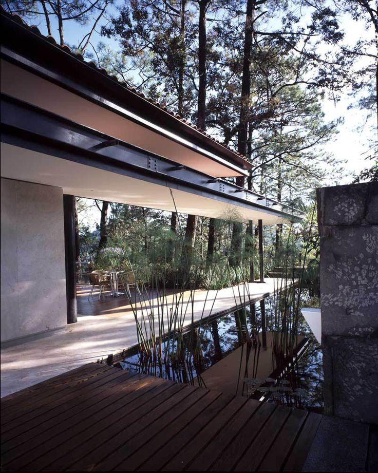Casa valle de bravo. Daniel Alvarez/Ezequiel Farca