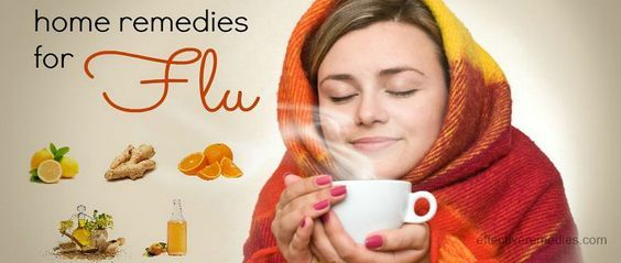 We will show you the best home remedies for flu symptoms in adults & children.