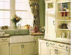 Painted Country Kitchens - Bing Images