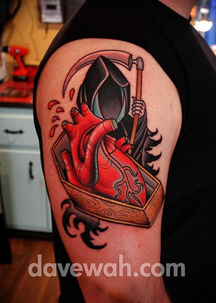 Dave wah tattoo artist baltimore maryland in 2020
