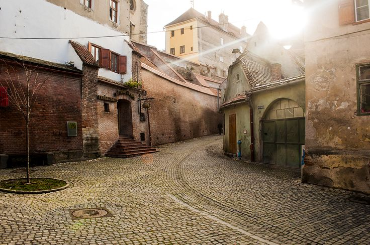 Lovely place in Sibiu, Romania.