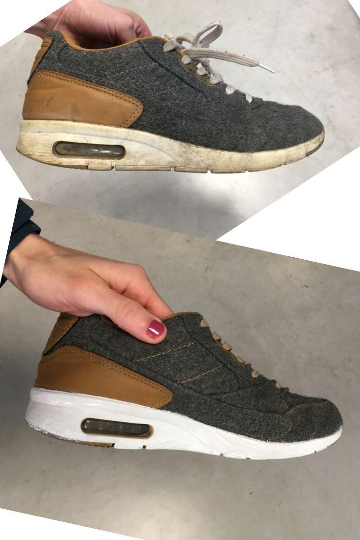 Nettoyage, teinture et remplacement de lacets de chaussures