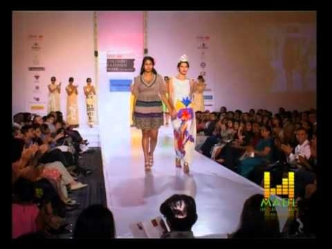 Build up to Colombo Fashion Week 2011 on ETV Made in Sri Lanka (Part 1 of 2)