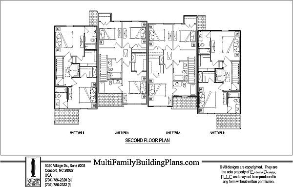 101 best townhouse images on pinterest residential for Townhouse construction plans