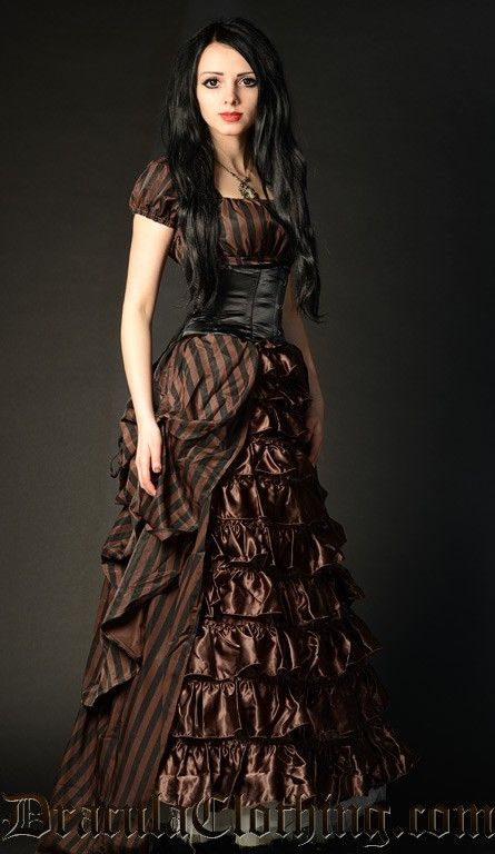 Images - steampunk dress