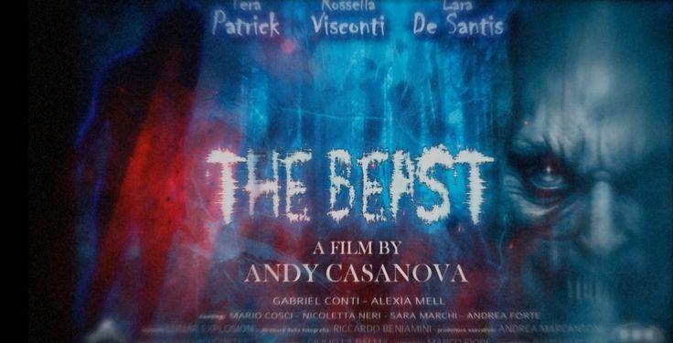 """Crowdfunding per """"The Beast"""", il nuovo film Horror del regista Andy Casanova. Tera Patrick, Special Guest Star."""
