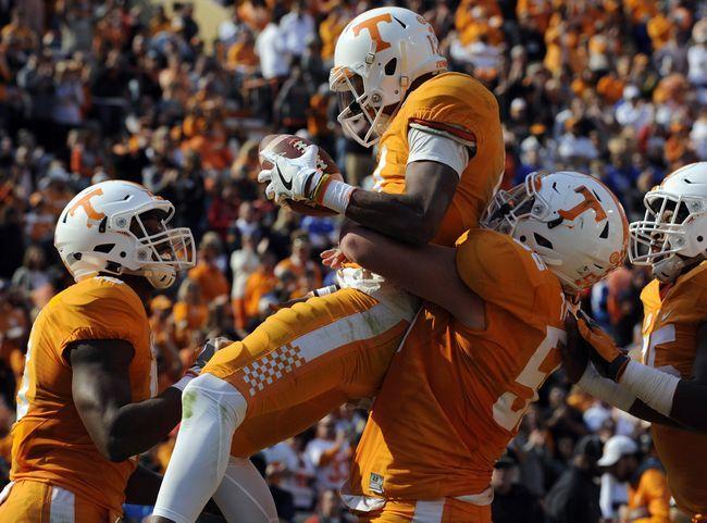Tennessee vs. Nebraska - 12/30/16 College Football Music City Bowl Pick, Odds, and Prediction