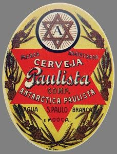 antarctica poster cerveja 1931 placas bebidas. Black Bedroom Furniture Sets. Home Design Ideas