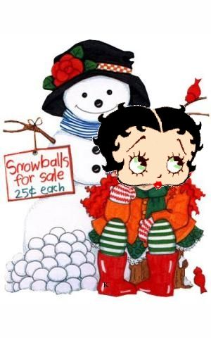 17 Best images about Christmas Betty Boop on Pinterest | Stockings ...