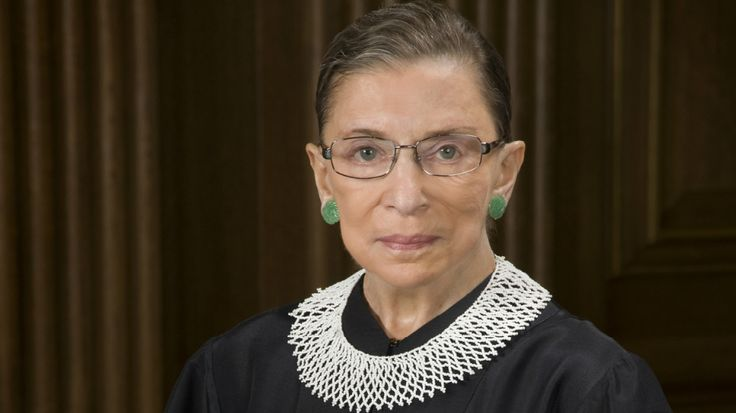 """Fight for the things that you care about, but do it in a way that will lead others to join you."" ~The Honorable Ruth Bader Ginsburg"