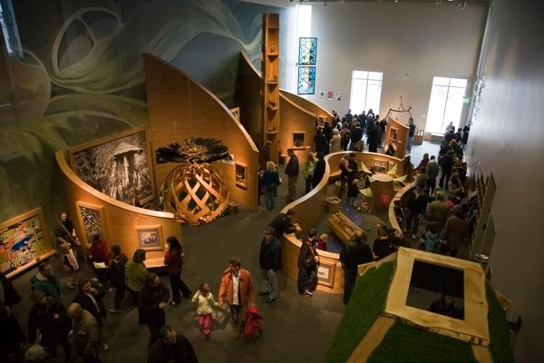 Whatcom Museum Family Interactive Gallery