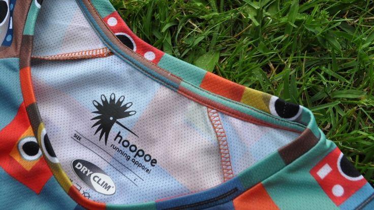 Las colecciones de Hoopoe #hoopoerunning