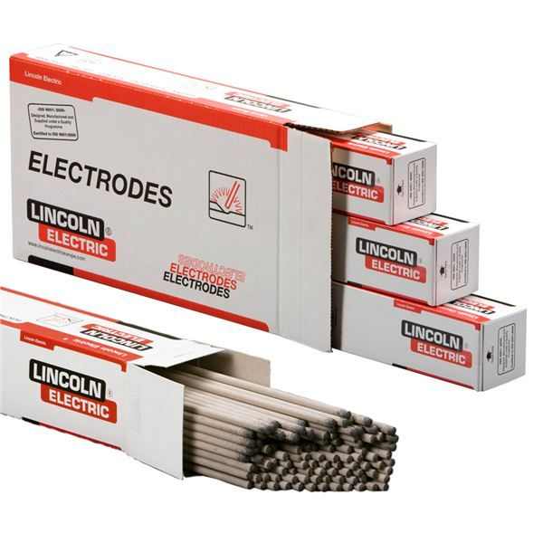 Electrodos rutilo 2,5mm x 350mm 250u 609060 Lincoln Electric