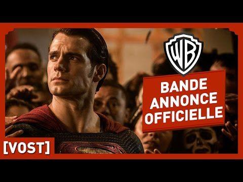 [Comic Con 2015] Bande annonce Batman v Superman - PopMovies