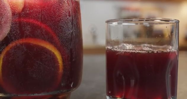 Spanish Red Wine Sangria