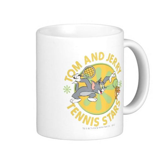 Estrellas de tenis de Tom y Jerry 5. Regalos, Gifts. Producto disponible en tienda Zazzle. Tazón, desayuno, té, café. Product available in Zazzle store. Bowl, breakfast, tea, coffee. Link to product: http://www.zazzle.com/estrellas_de_tenis_de_tom_y_jerry_5_taza-168952911960517306?lang=es&CMPN=shareicon&social=true&rf=238167879144476949 #taza #mug