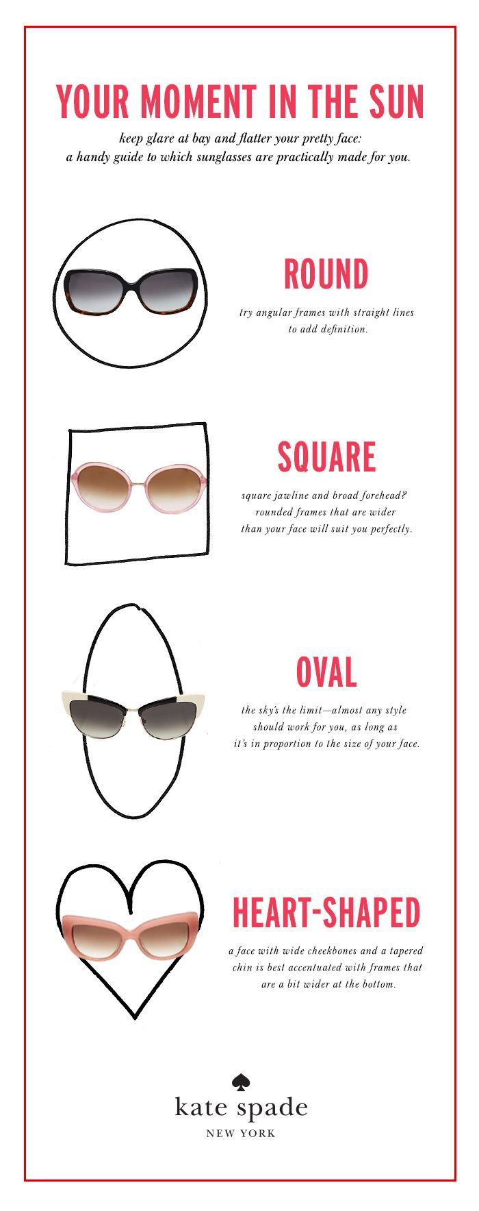 perfect glasses agt4  keep glare at bay and flatter your pretty face: a handy guide to which  sunglasses are practically made for you