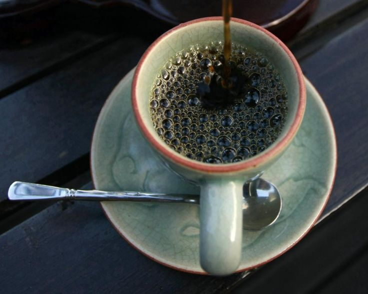 Drink your coffee black?