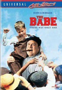 Amazon.com: The Babe: John Goodman, Kelly McGillis, Trini Alvarado, Bruce Boxleitner, Peter Donat, J.C. Quinn, James Cromwell, Richard Tyson, Arthur Hiller, John Fusco: Movies & TV