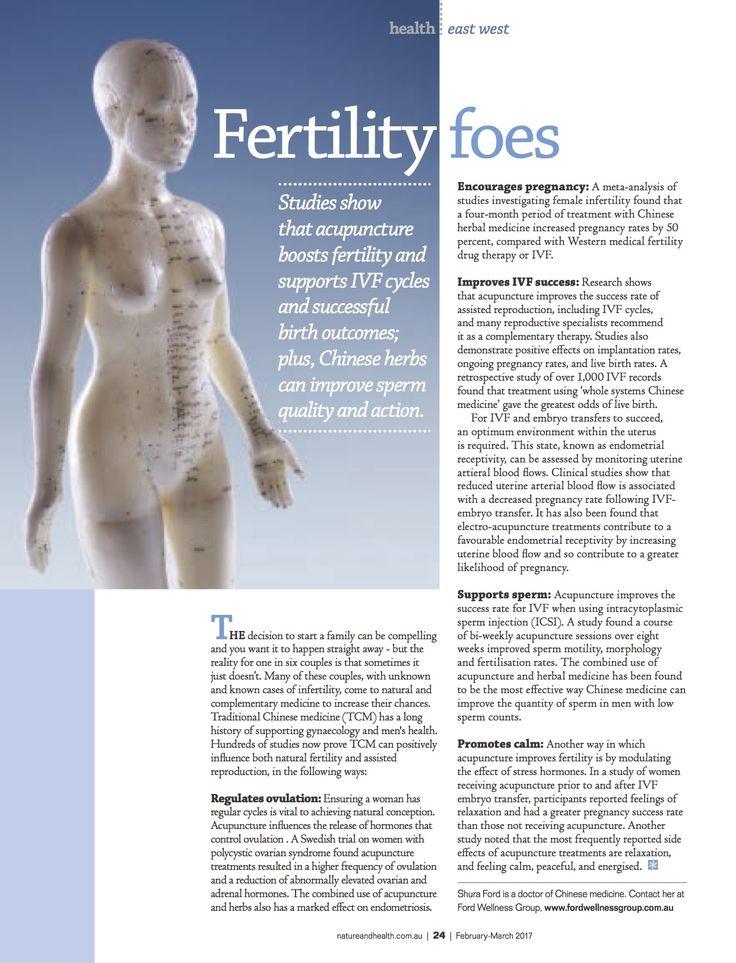 Fertility – Nature & Health Magazine