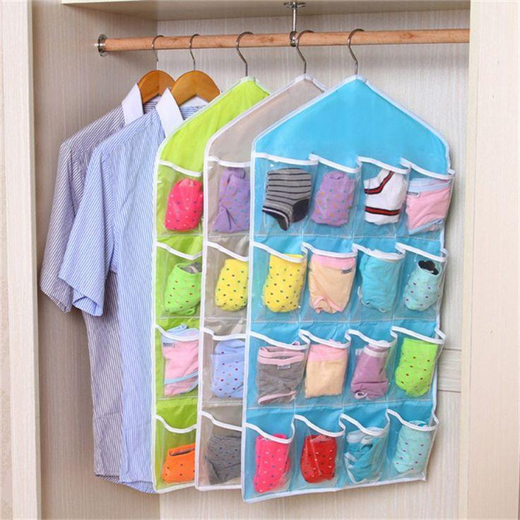 Super convenience 16 grid Storage Bags Space Saver Organizer Closet Storage underwear sock Storage Bag //Price: $2.56 & FREE Shipping //     Sale Depot http://saledepot.biz/product/super-convenience-16-grid-storage-bags-space-saver-organizer-closet-storage-underwear-sock-storage-bag/    #saledepot