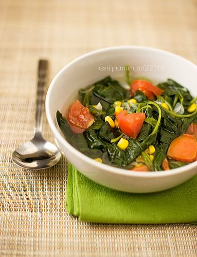 The Famous yet humble spinach soup