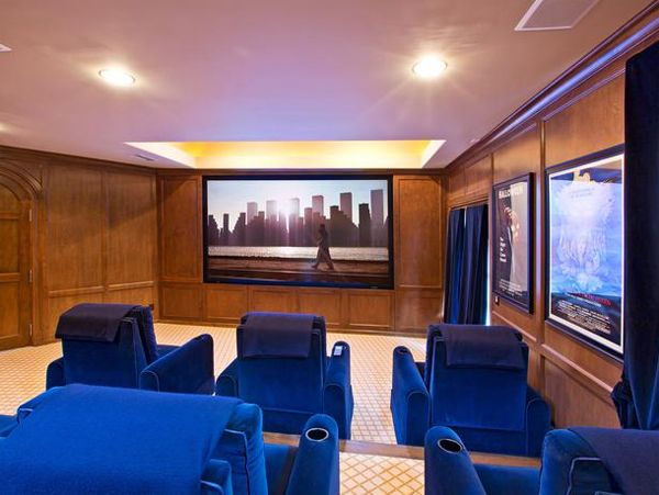 Nice 24 Inspiring Home Theater Design : Best Collection From Cedia