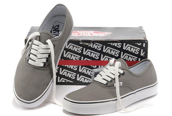 Women and Men Vans Authentic Pewter Black Lovers skate Canvas Shoes Outlet [BN130324] - $39.99 : Vans Shop, Vans Shop in California