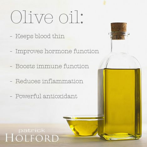 High quality, organic, cold-pressed olive oil has amazing health properties you may not know about.