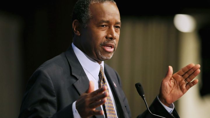 What the Hell Is Going on With Ben Carson?  Read more: http://www.rollingstone.com/politics/news/what-the-hell-is-going-on-with-ben-carson-20151120#ixzz3s5RnxXjP Follow us: @rollingstone on Twitter | RollingStone on Facebook