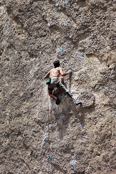 Demartino Craig #love #rockclimbing #climbing #arcteryx #evolvsports #bluewaterropes #omegapac #skratchlabs #julbo #extremesports #xtremespots