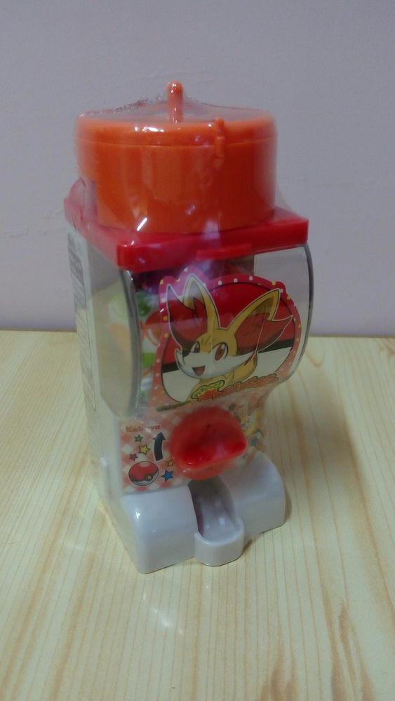 KABAYA Pokemon XY Candy Mini Vending Machine Fennekin  #KABAYA